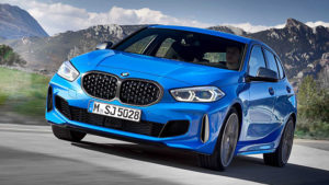2019 BMW 1 Serisi