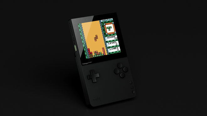 Analogue Pocket Game Boy