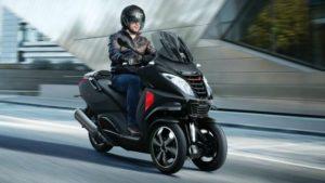Peugeot motosiklet