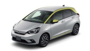 2020 Honda Jazz