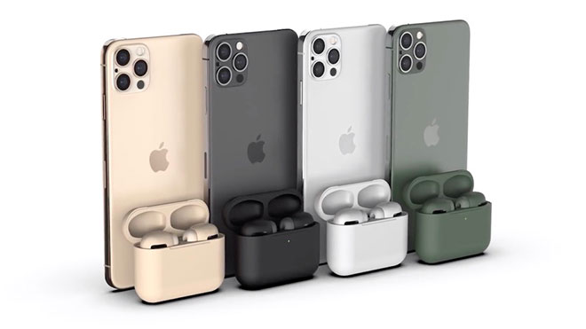 AirPods Pro kablosuz kulaklık apple
