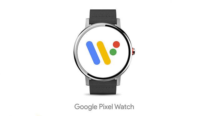 Google Pixel Watch akıllı saat pixel 4