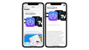 Cumhuriyet Bayramı app store apple