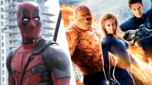 Deadpool Fantastic Four