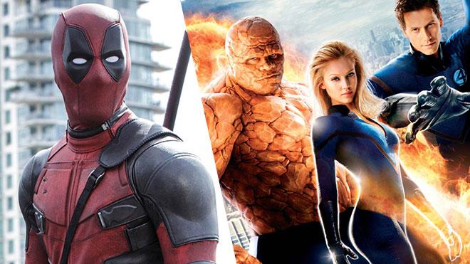 Deadpool Fantastic Four