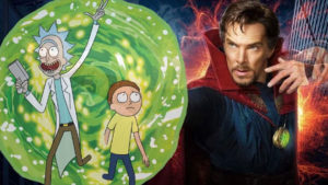 Rick & Morty Doctor Strange