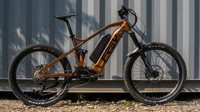 FREY elektrikli bisiklet