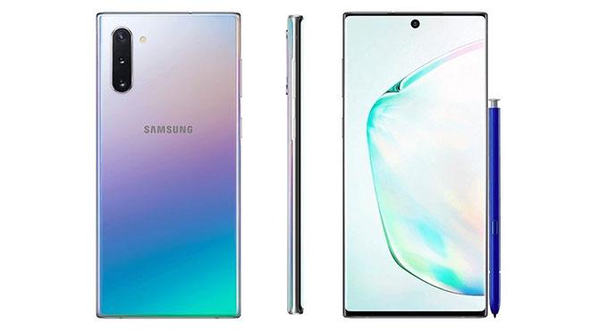 Samsung Galaxy Note 10 Lite Galaxy S10 Lite