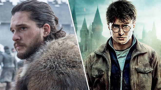 Game of Thrones Harry Potter