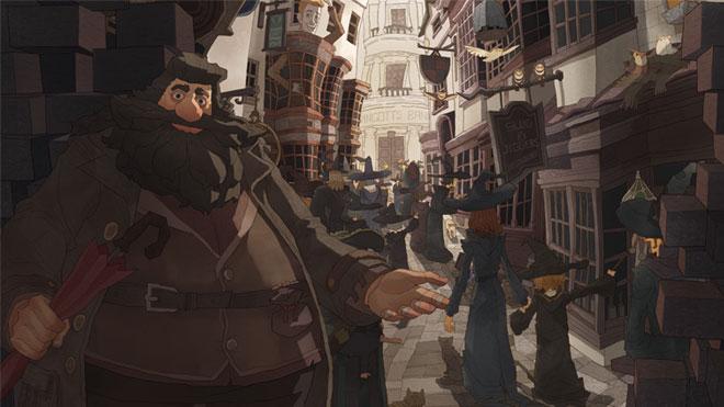 Harry Potter iOS Android oyunu