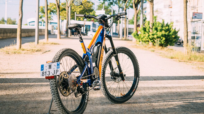 elektrikli bisiklet elektrikli motosiklet
