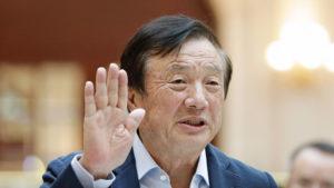Huawei kurucusu Ren Zhengfei