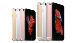 iPhone 6s iPhone 6s Plus tamir programı