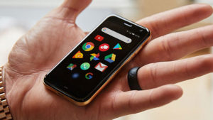 Palm akıllı telefon