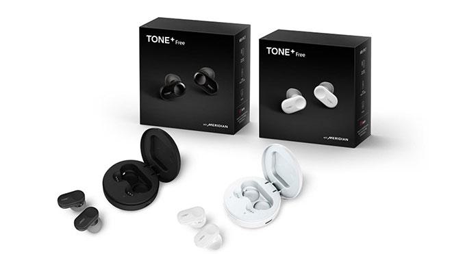LG Tone+ Free kablosuz kulaklık