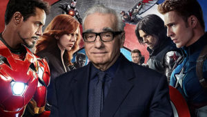 Martin Scorsese ve Marvel