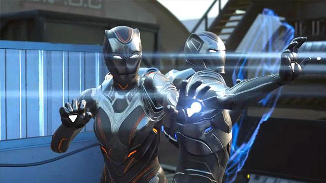 Marvel Avengers: Damage Control