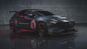 2020 Mazda3 TCR