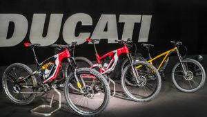Ducati elektrikli bisiklet