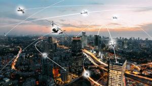 NASA ve Uber den hava trafiği iş birliği