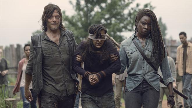 Netflix The Walking Dead 9. sezon