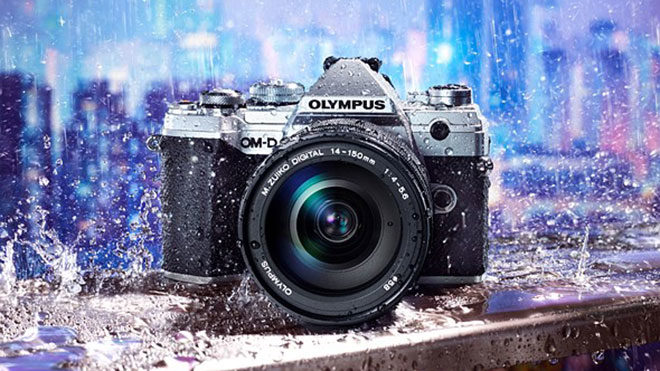 Olympus OM-D E-M5 Mark III ve PEN E-PL10