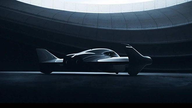 Boeing Porsche uçan otomobil