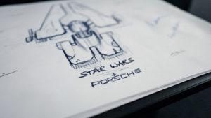 Porsche, Lucasfilm ve Star Wars