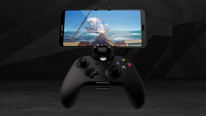 Microsoft Project xCloud Xbox