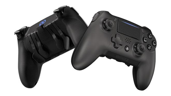 PS4 için tasarlanan üst düzey kumanda Scuf Vantage 2