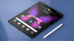 Samsung Galaxy Fold Galaxy Note
