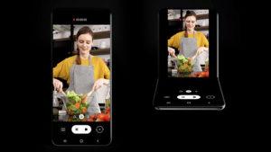 Samsung Galaxy Fold 2 katlanabilir telefon