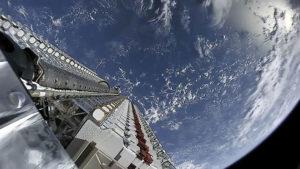 SpaceX Elon Musk Starlink uzaydan internet