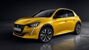 Elektrikli Peugeot 208