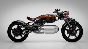 Tasarımıyla fark yaratan elektrikli motosiklet: Curtiss Hades