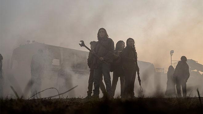 Yeni The Walking Dead dizisi