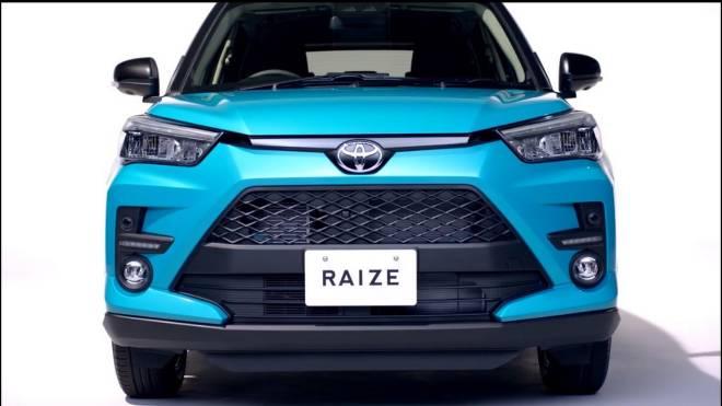 2020 Toyota Raize