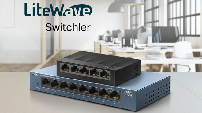 TP-Link LiteWave Switch