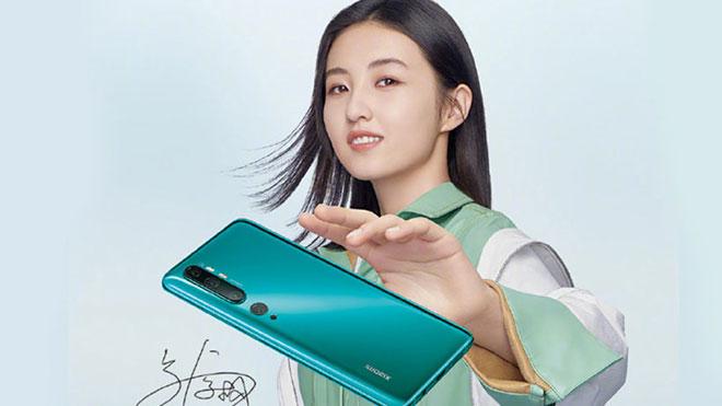 Xiaomi Mi Note 10 Xiaomi Mi CC9 Pro