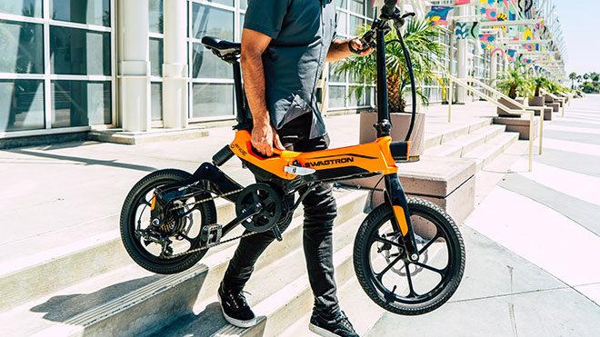 Swagtron EB7 Plus elektrikli bisiklet
