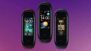 Xiaomi Mi Band 4 Xiaomi Mi Band 5