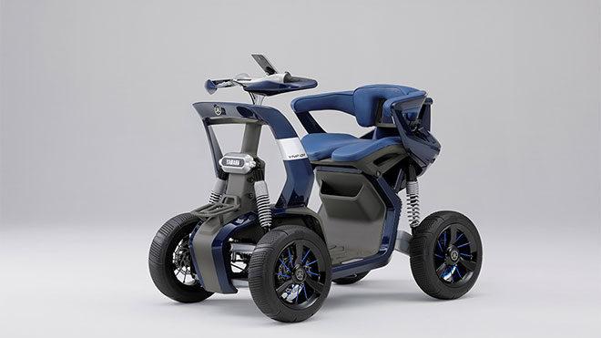 Yamaha elektrikli motosiklet elektrikli bisiklet