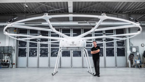 Volocopter VoloDrone drone