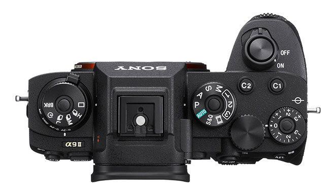 Sony A9 II tam kare aynasız fotoğraf makinesi