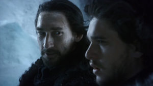 Yüzüklerin Efendisi kadrosuna katılan Game of Thrones aktörü