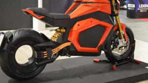 Verge TS elektrikli motosiklet