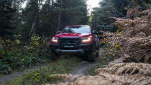 Yeni Ford Ranger ve Raptor