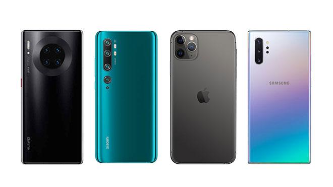 DxOMark 2019'un en iyi kameraya sahip akıllı telefon modelleri