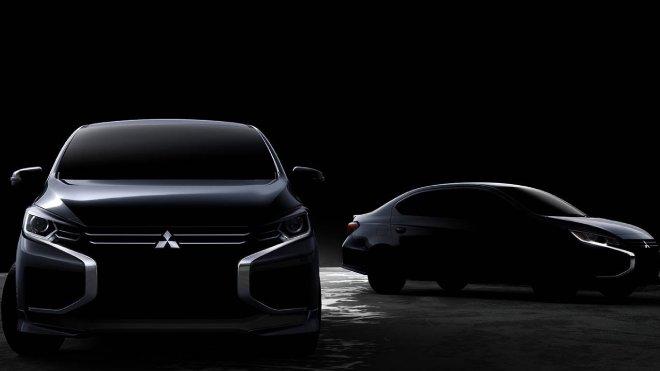 2020 Mitsubishi Attrage