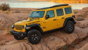 2020 Jeep Wrangler